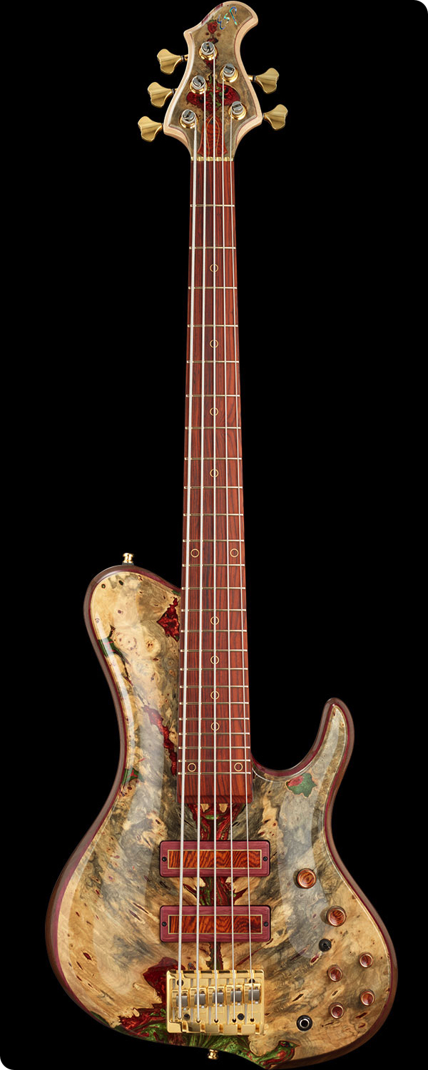 PROTO TYPE BASS ARCHED
