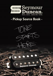 Seymour Duncan Pickup Sourcebook
