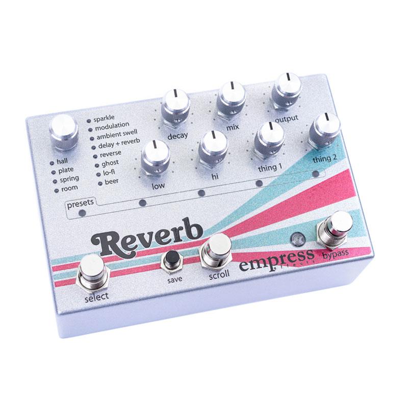 Reverb High-Quality Stereo Reverb