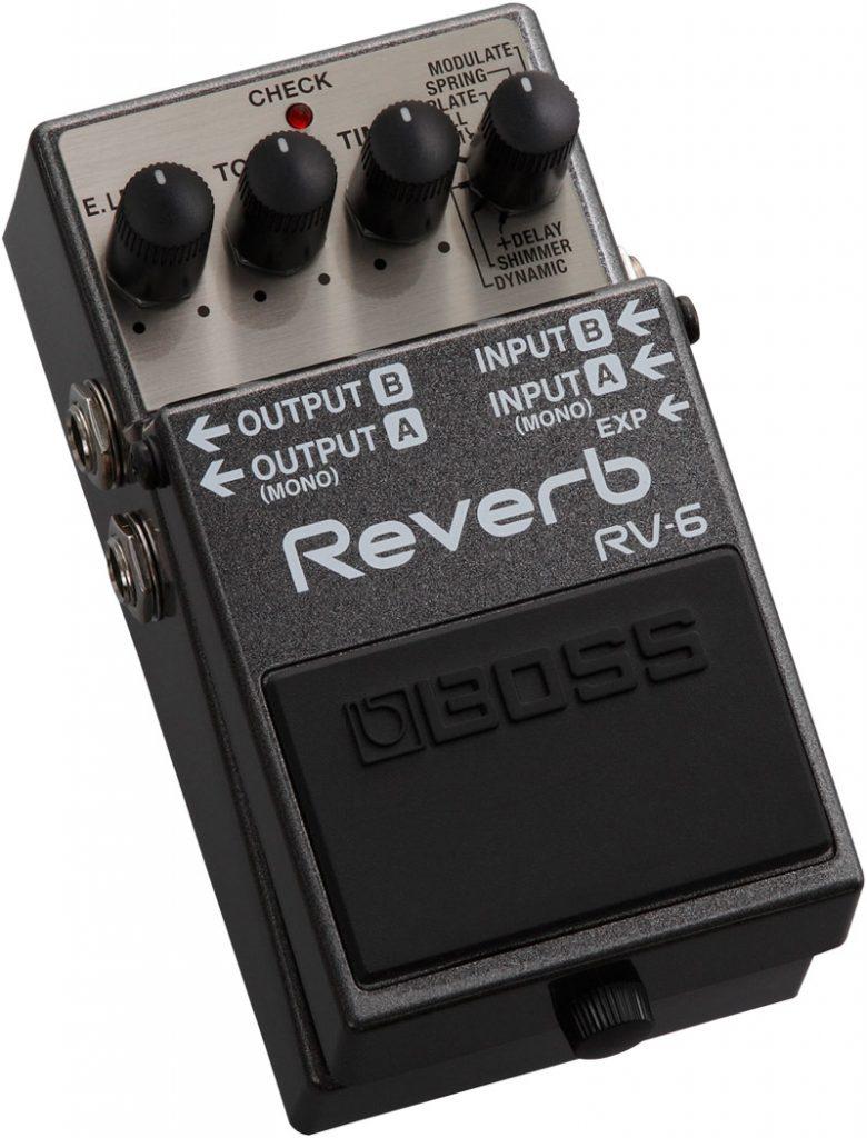 RV-6 / Reverb
