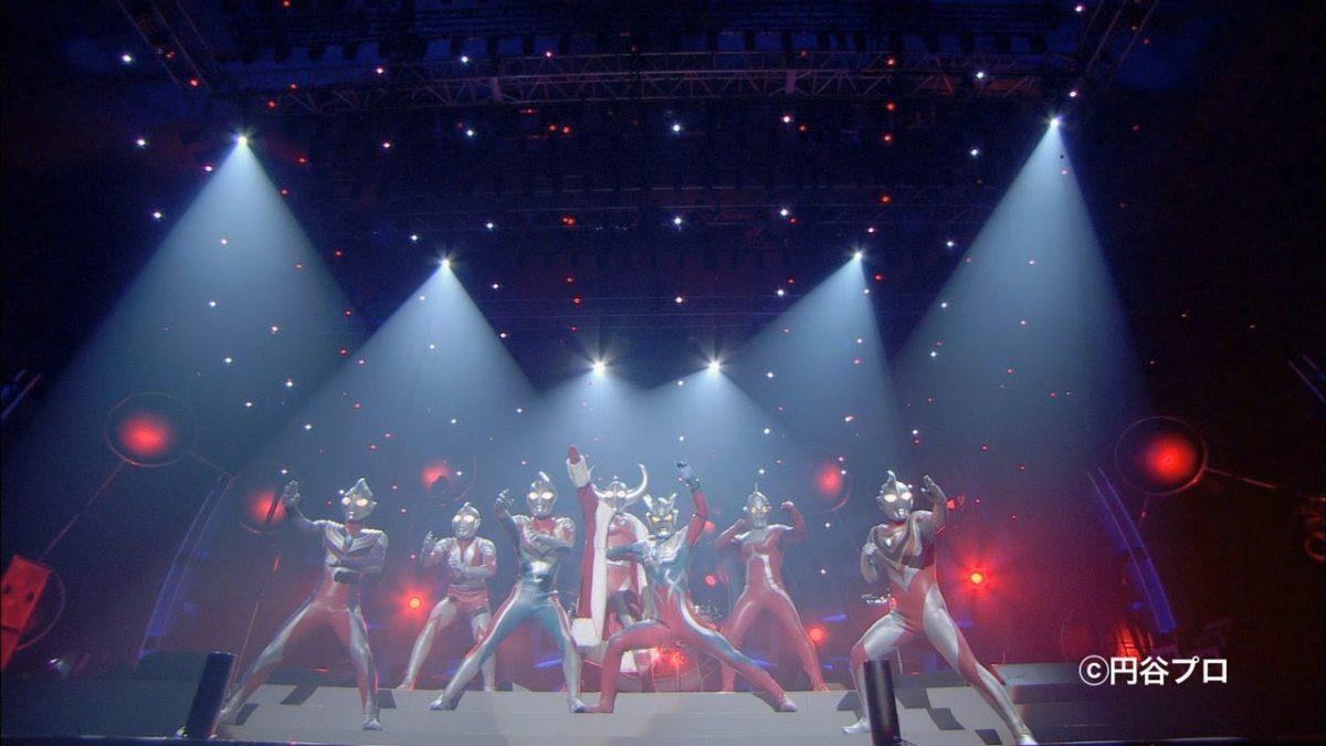ウルトラアーティスト列伝コンサート ULTRAMAN ROCK DAY 3