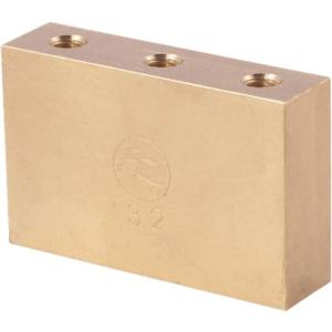 Original Fat Brass Tremolo Block -32mm-