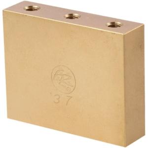Original Fat Brass Tremolo Block -37mm-