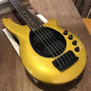 MUSIC MAN BASS大選定会!リターンズ!!!