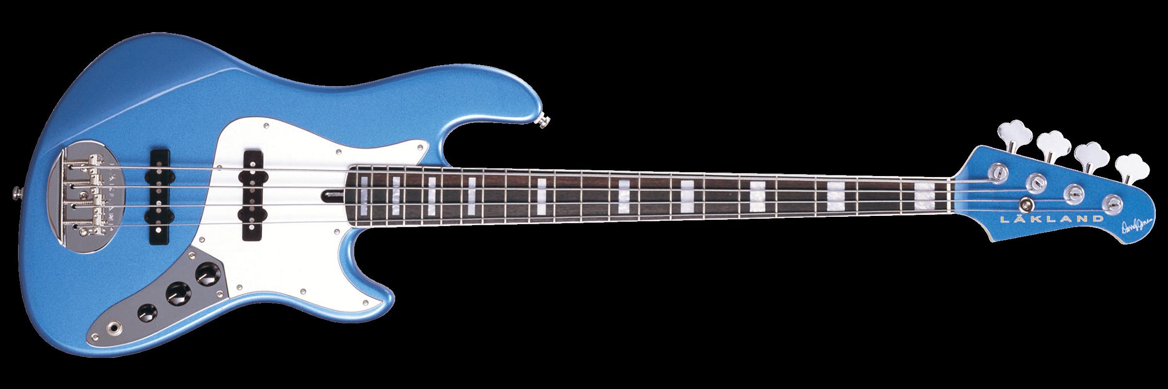 Lake Placid Blue Metallic