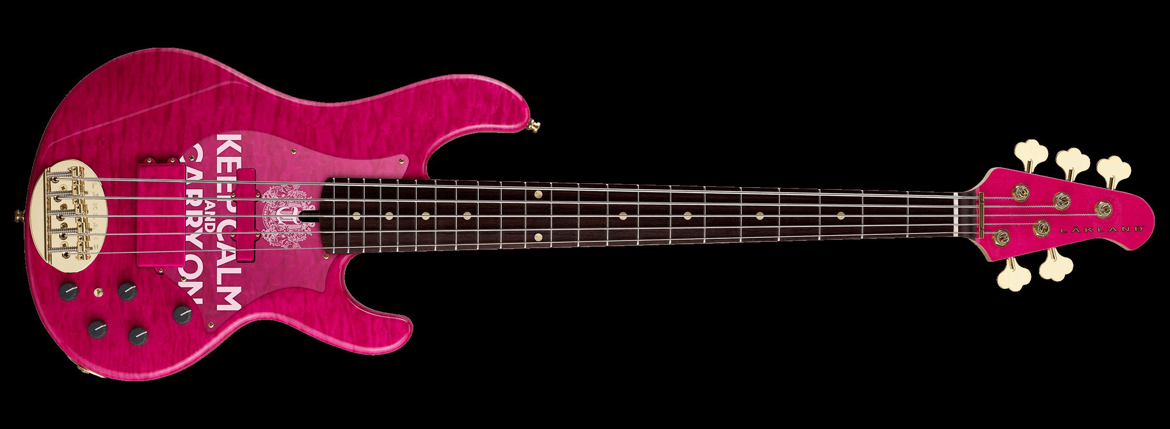 Pink Translucent (EB)