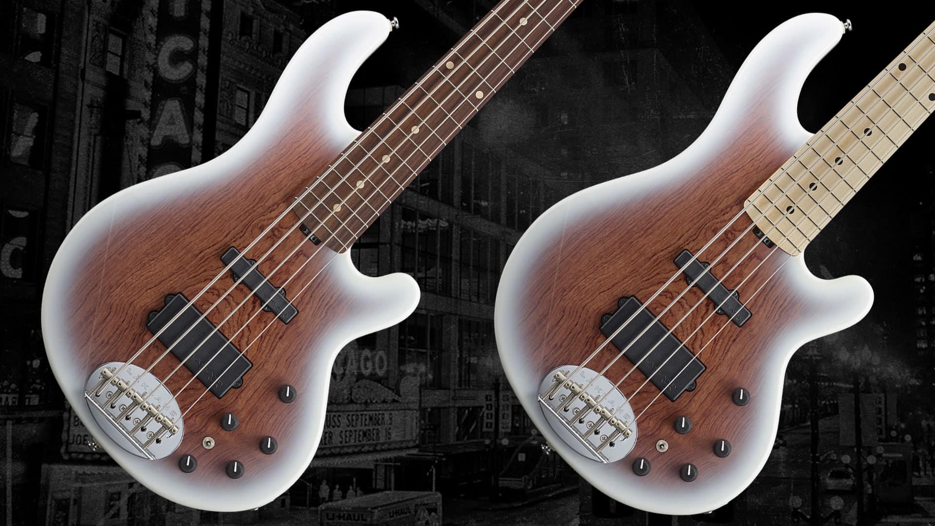 SL55-94 Deluxe Bubinga