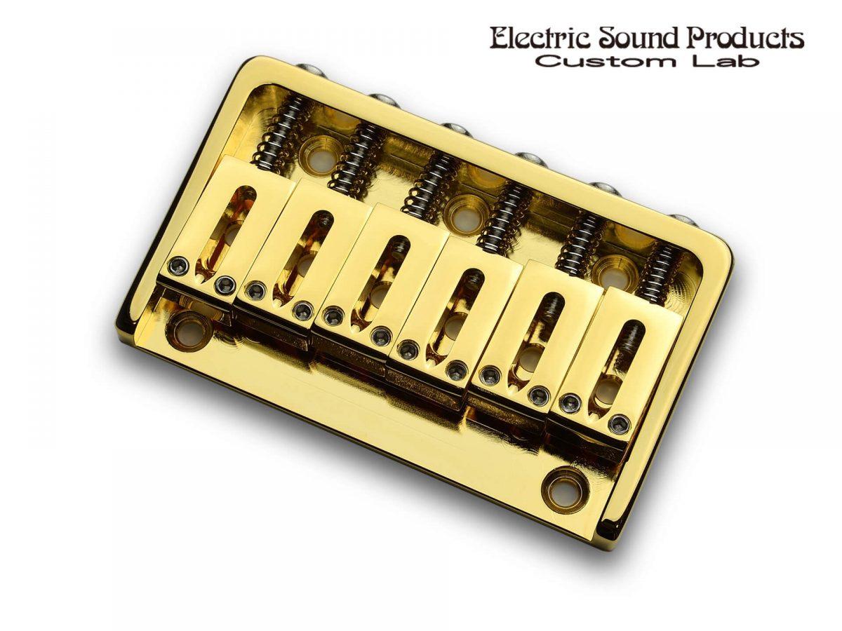 ESP Fixed Bridge Gold
