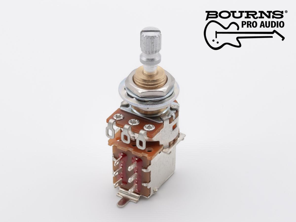 BOURNS® SW Pot 250kΩA Push-Pull