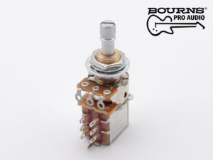 BOURNS® SW Pot 250kΩA Push-Push
