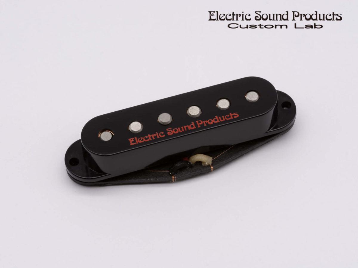 CL-P-S-1 RW/RP Black