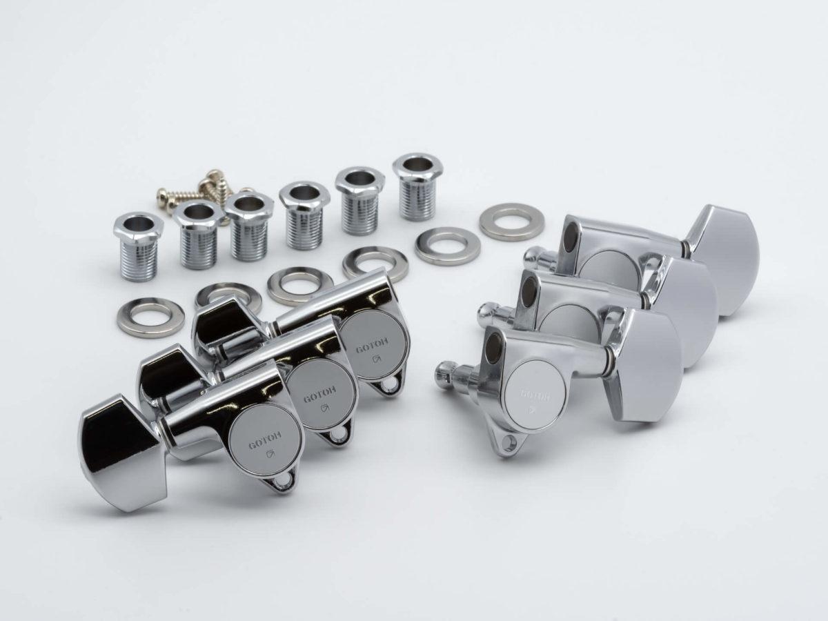 SG301-01 L3+R3 SET Chrome