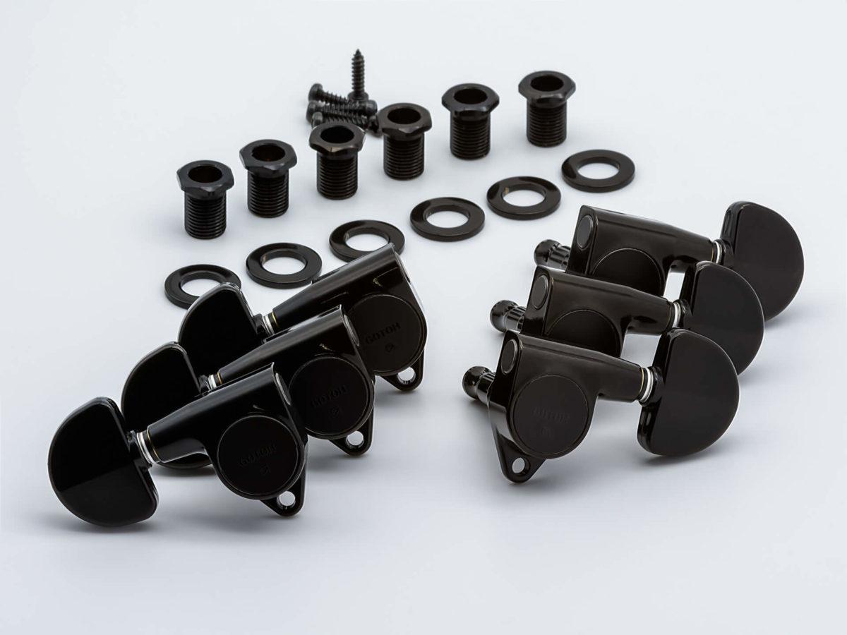 SG301-20 L3+R3 SET Black