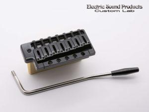 ESP FLICKER-III 7string Black