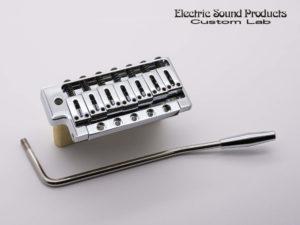 ESP FLICKER-III 7string Chrome