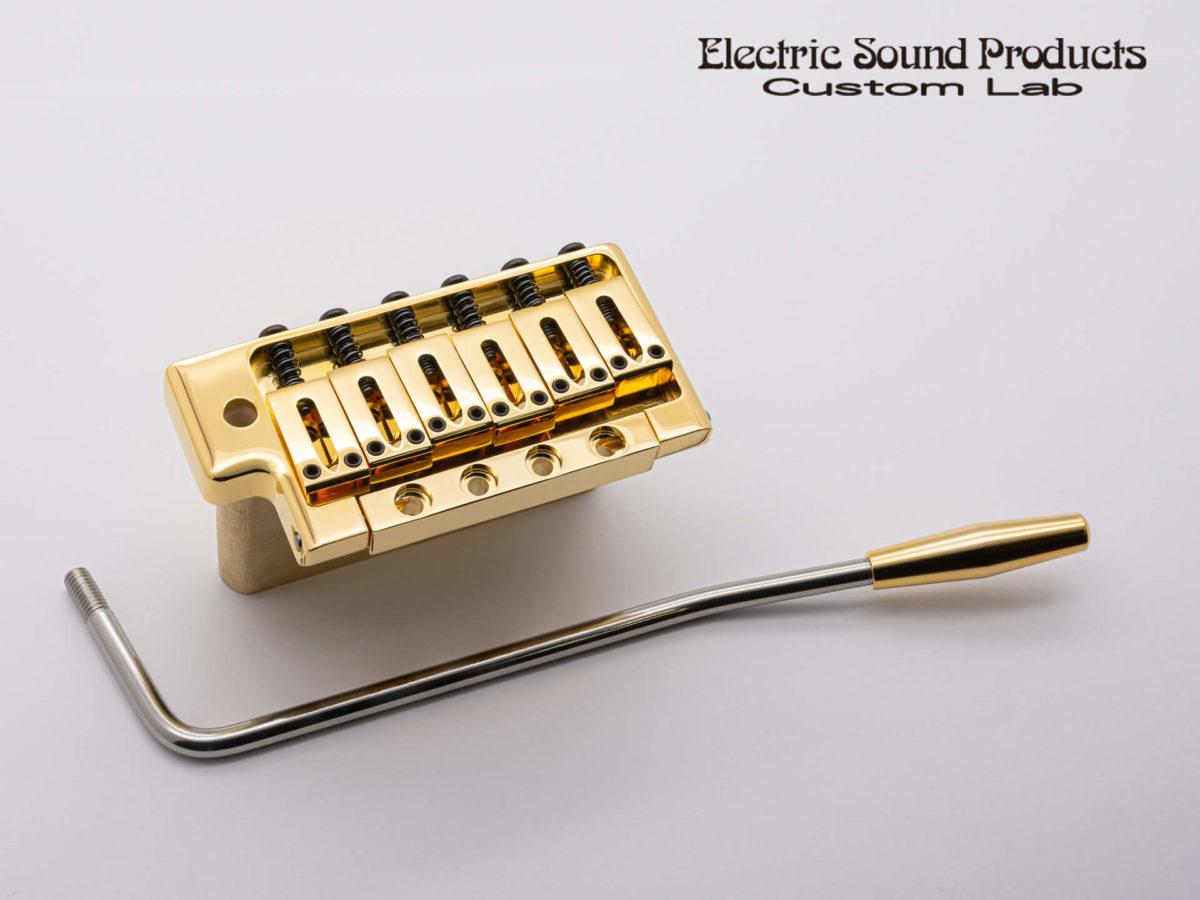 ESP FLICKER-III Gold