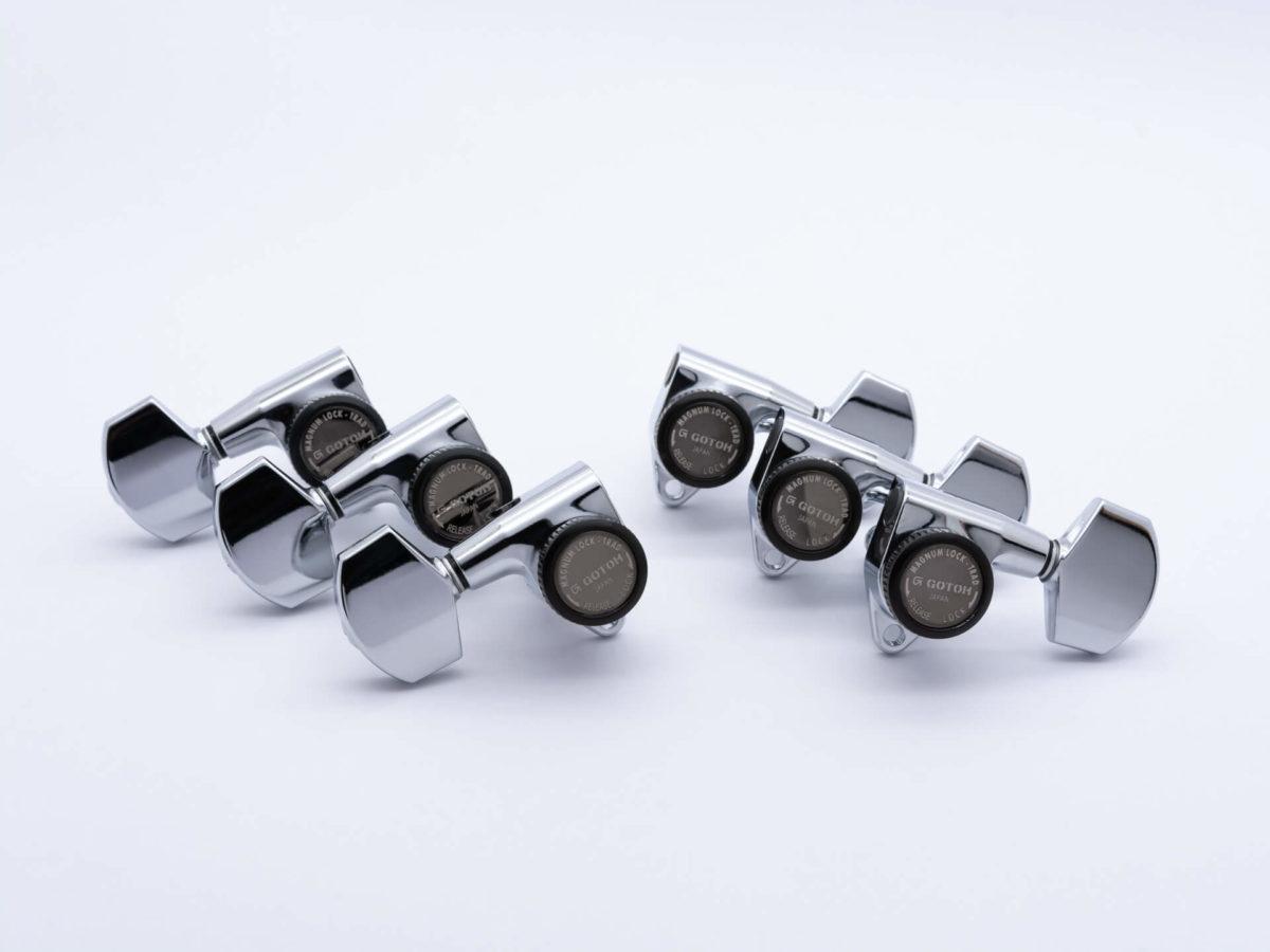 SG301-01 L3+R3 SET MG-TB Chrome