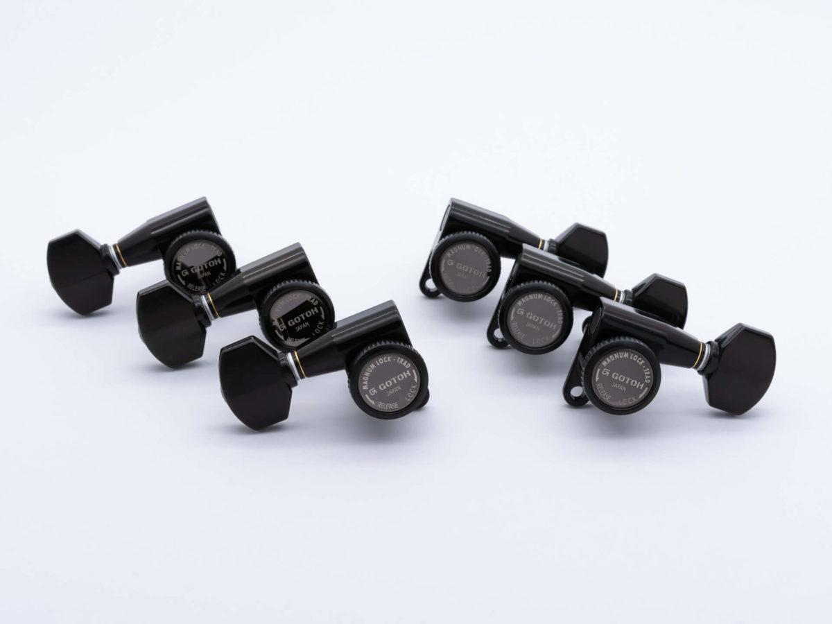 SG360-07 L3+R3 SET MG-TB Black