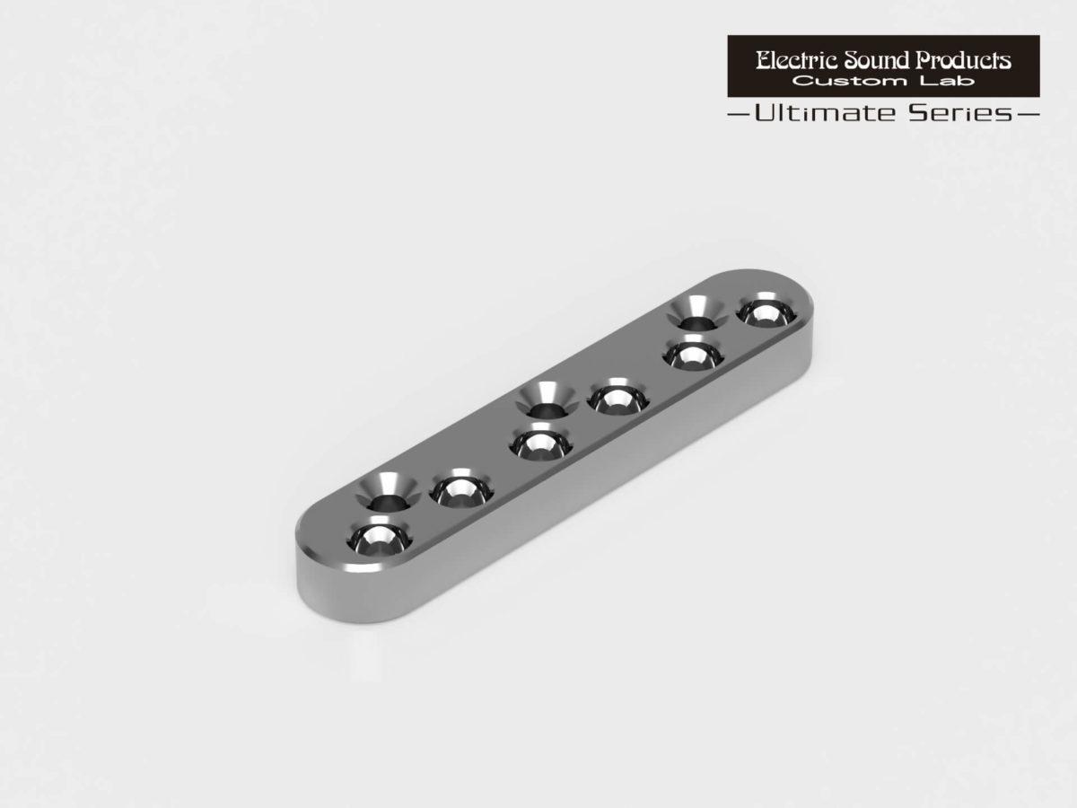 ESP String Back Plate 6 Chrome