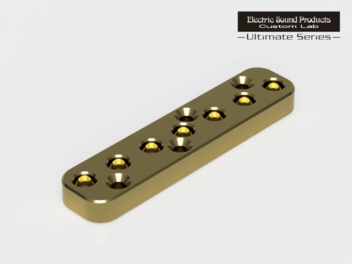 ESP String Back Plate 7 Gold