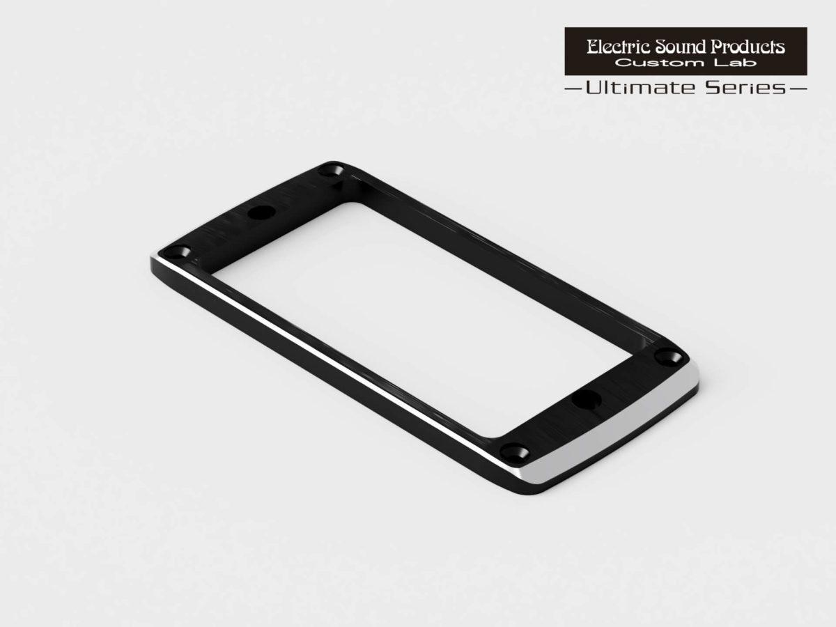 ESP Beveled PU Ring Flat-2F Aluminum