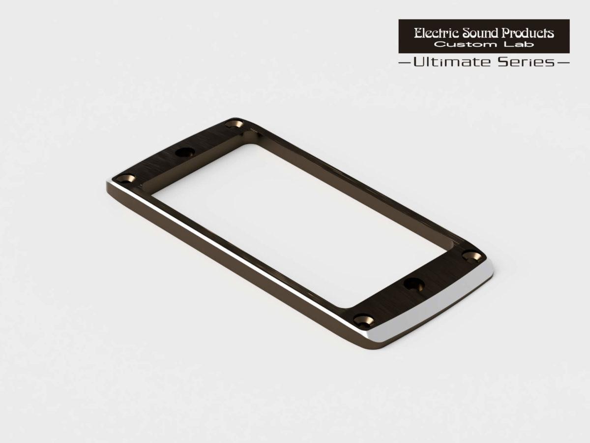 ESP Beveled PU Ring Flat-F Aluminum