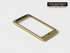 ESP Beveled PU Ring Flat-F Brass Gold