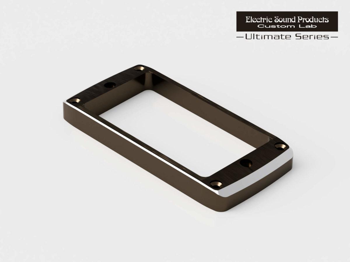 ESP Beveled PU Ring Flat-R Aluminum