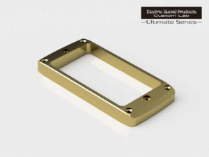 ESP Beveled PU Ring Flat-R Brass Gold