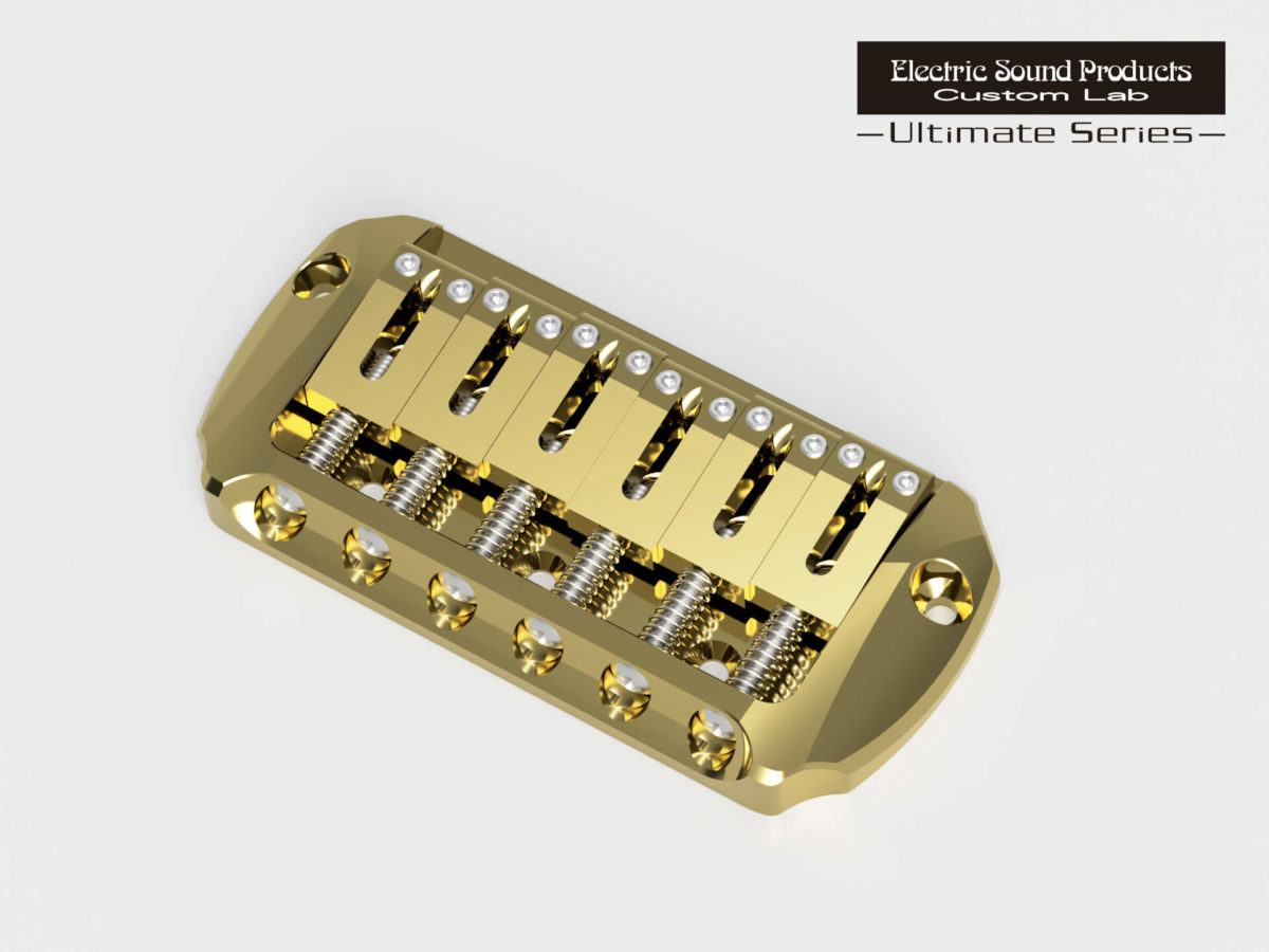 ESP FB20-6 Brass -Direction- Gold