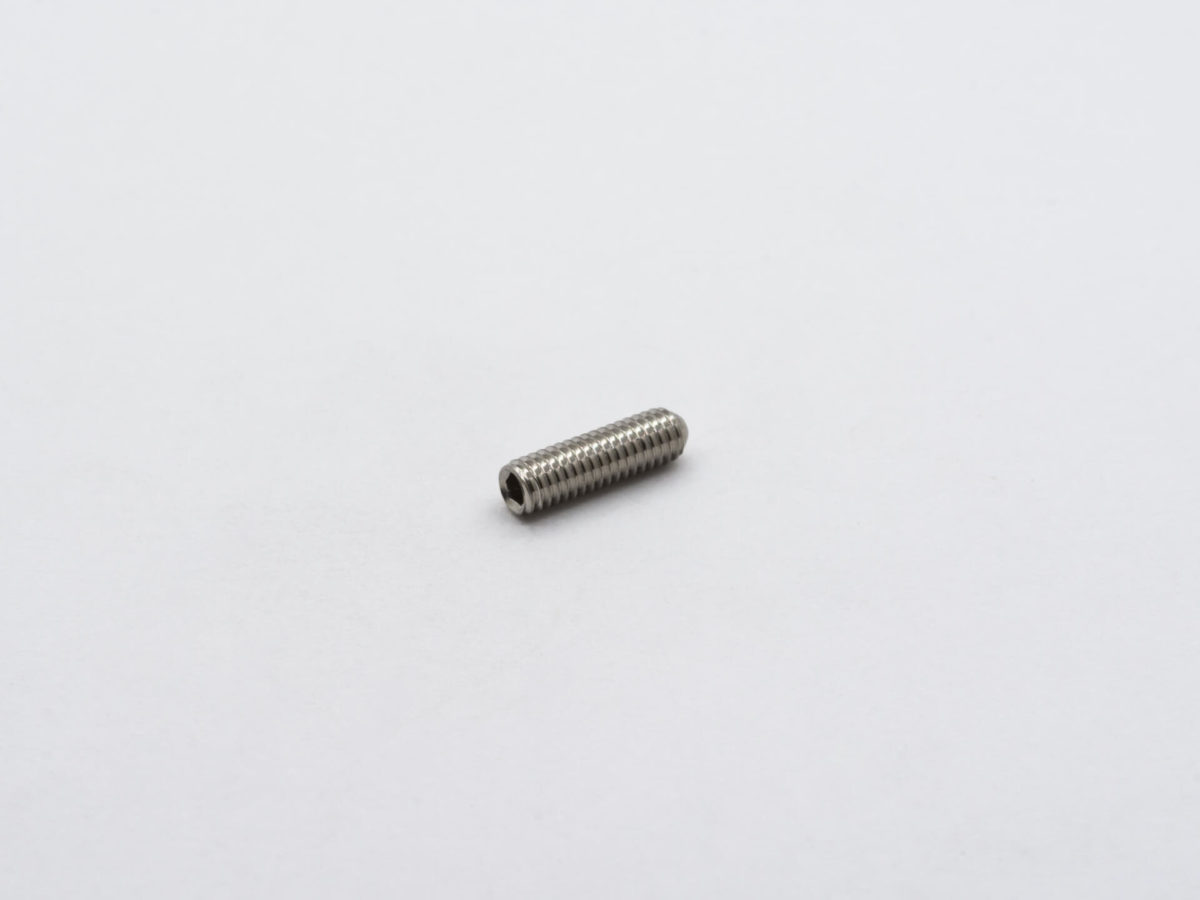 ステンレスイモネジセット(4) 3×10 ミリ