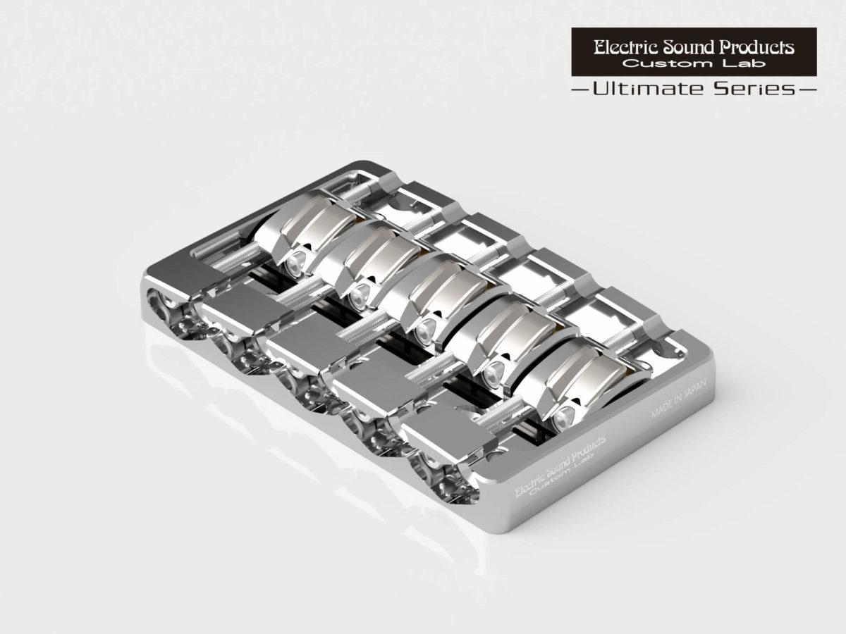 ESP BB20-5 Brass -KUSABI- Chrome
