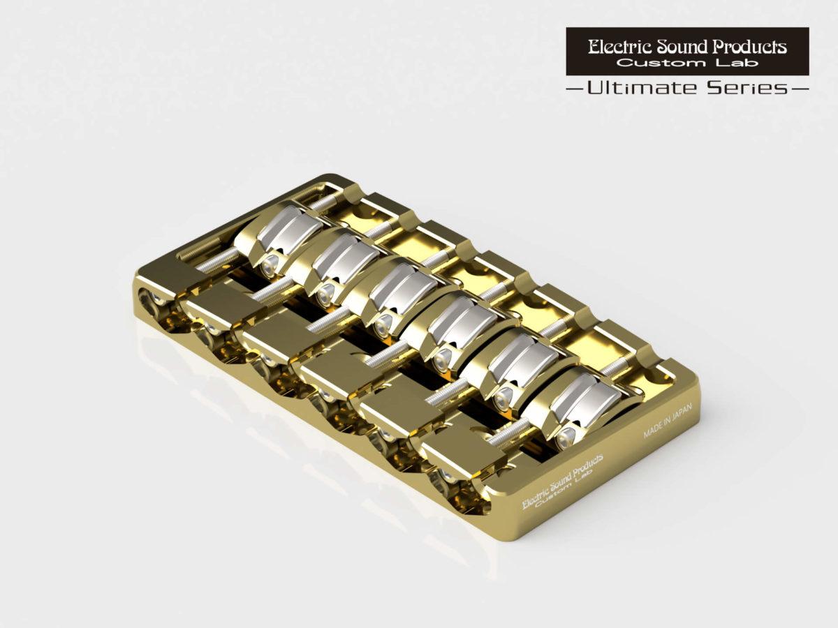 ESP BB20-6 Brass -KUSABI- Gold