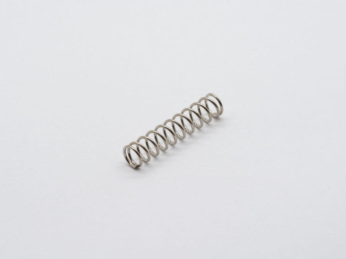 M3ビス用 スプリング SET(2) 20mm Nickel