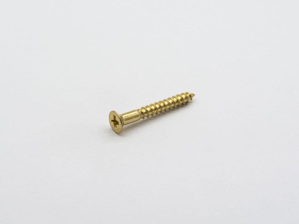 エスカッションビス (L) 2.4×20 SET (4) Gold