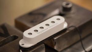 Custom Flat Strat