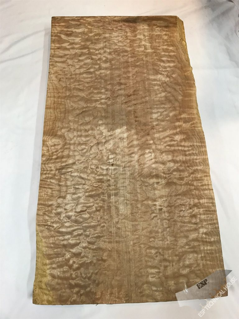 1. QUILTED MAPLE(キルテッドメイプル)1P