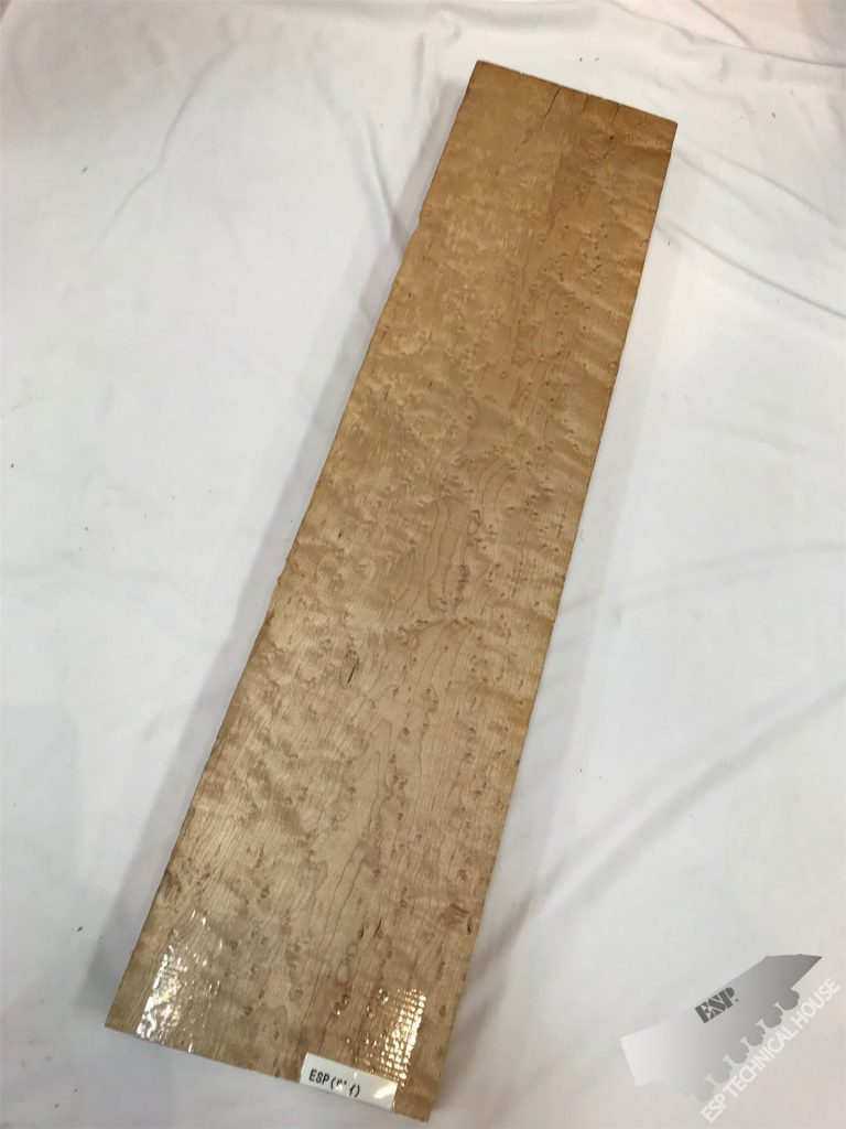 42. BIRDS EYE MAPLE(バーズアイメイプル) FINGER  BOARD