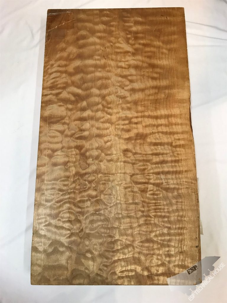 2. QUILTED MAPLE(キルテッドメイプル)1P