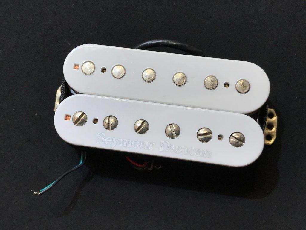 Duncan Custom TB-5 White