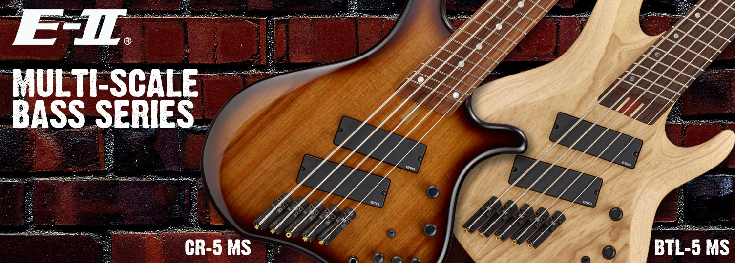 E-II MULTI-SCALE BASS SERIES