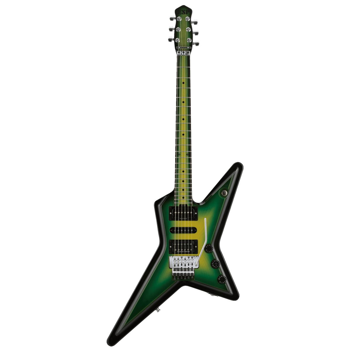 RANDOM STAR® GREEN BURST