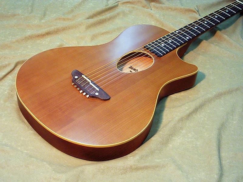 BambooInn <br>Charプロデュース ニューコンセプトギター<br>~すべての音楽人のために~