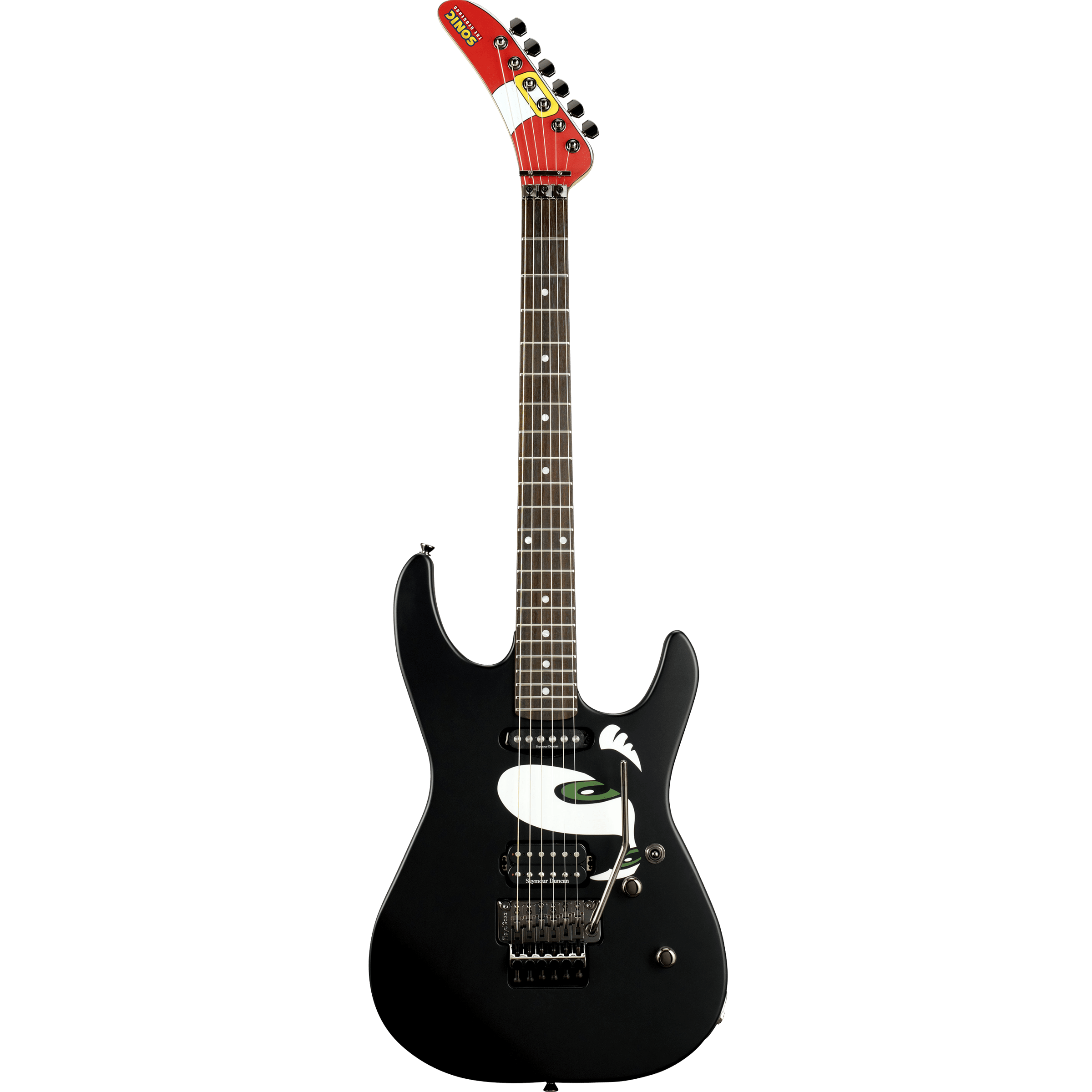 STH-130 SONIC THE HEDGEHOG GUITAR