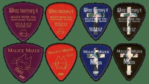 MALICE MIZER 25th Anniversary Limited Pick