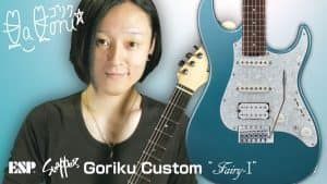 ESP SNAPPER Goriku Custom