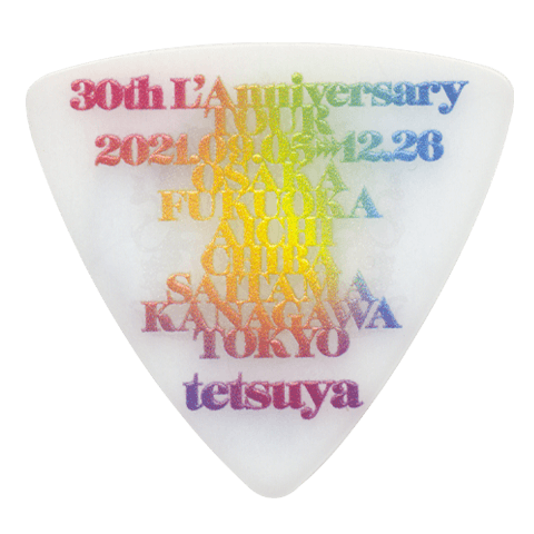 PA-LT10-30th L'Anniversary WH