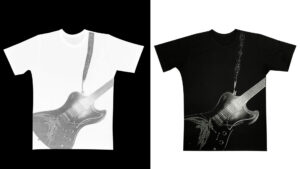 SGZ × kiryuyrik × ESPCollaboration T-shirt