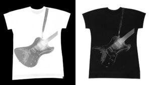 SGZ × kiryuyrik × ESP Collaboration Drop Shoulder T-shirt
